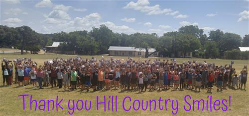 Thank you Hill Country Smiles!