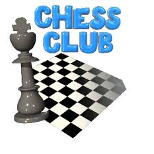 Image of the words Chess Club