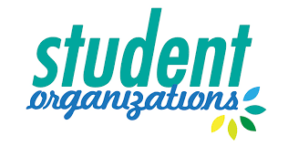 Image of the words student organizations.