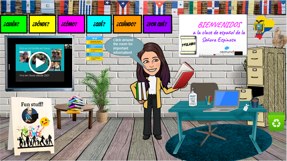 Virtual Classroom picture
