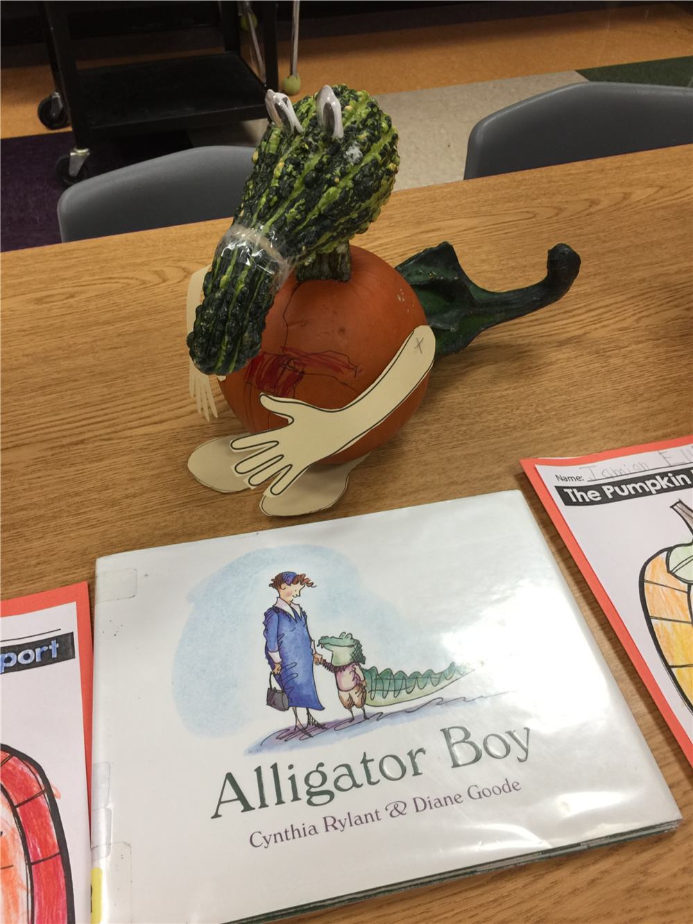 Alligator Boy