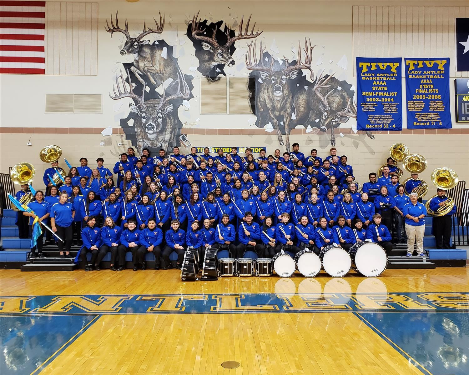 Tivy High School Band 2019-2020