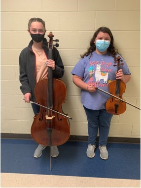 HPMS Musicians earn Region Honor Orchestra Honors