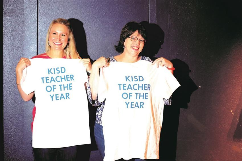KISD Teachers of the Year