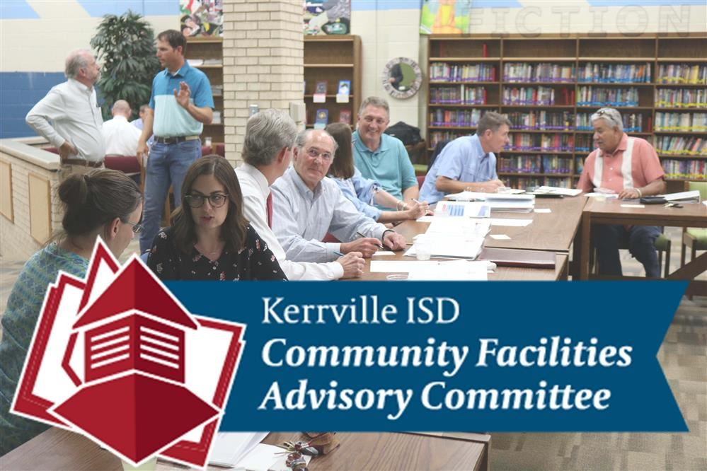 FOLLOW THE COMMUNITY FACILITY ADVISORY COMMITTEE'S WORK!