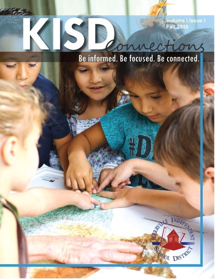 KISD Connections Magazine - Fall Edition 2016