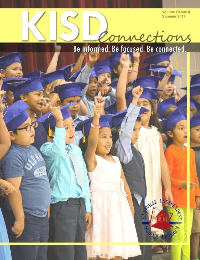 KISD Connections Magazine - Spring/Summer 2017