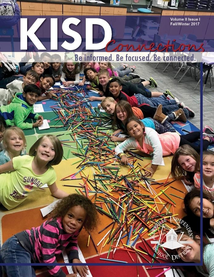 KISD Connections Magazine - Fall 2017 Edition