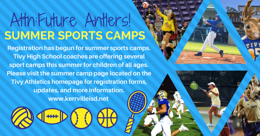 Athletic Camp Forms