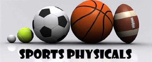 Sports Physicals Coming Soon