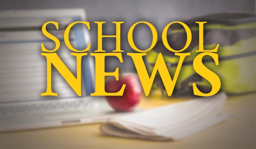 Image of the words School News.